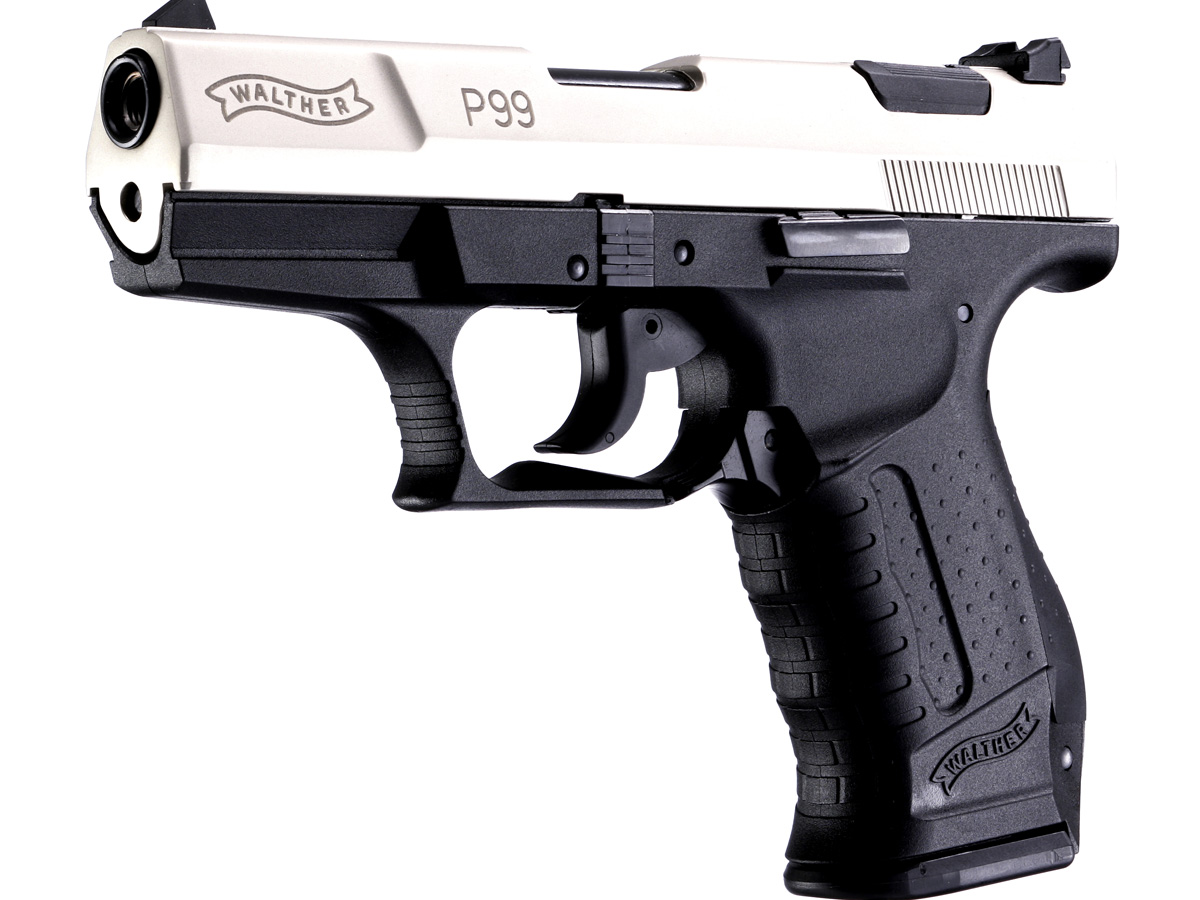 Walther P99 бял