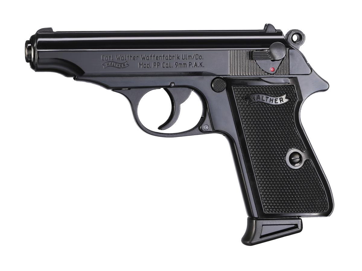 Walther PP черен