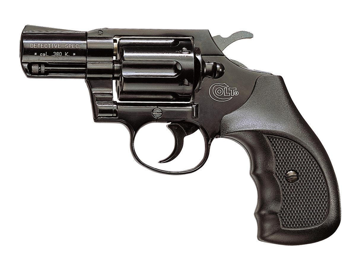 Colt Detective Special  оксидиран