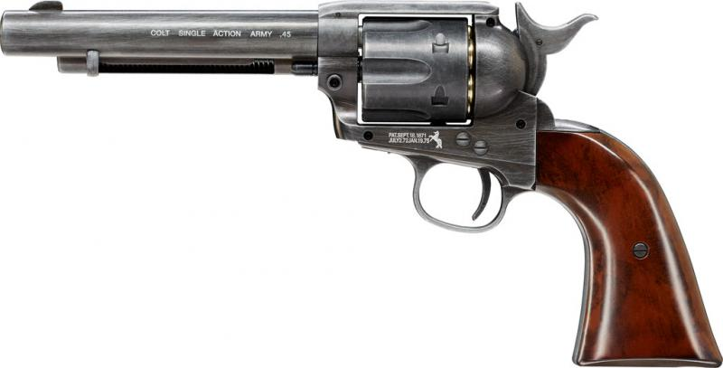 Colt Single Action Army 45 Blue