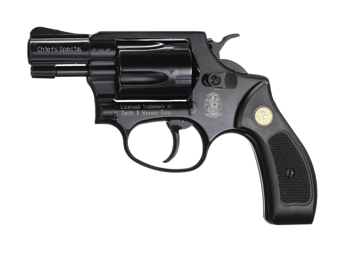 Smith & Wesson Shief Special оксидиран