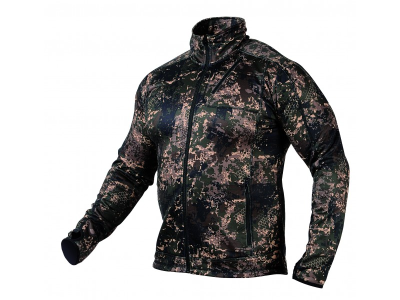 яке Juneau Jacket BlindTech Invisible